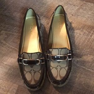 Coach Flats/Loafers 6.5
